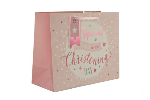 Christening Girl XL Bag